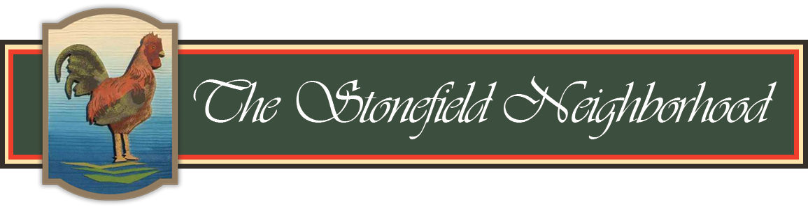The Stonefield Neighborhood